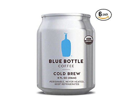 Blue Bottle Coffee - Trite Brew Coffee (6 pack) 8oz can