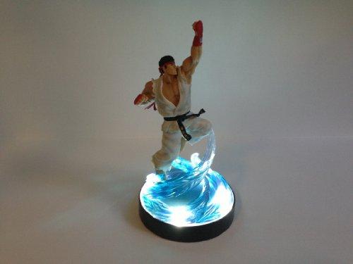 Street Fighter 8-Inch Light-Up Ryu - Street Fighter Statue