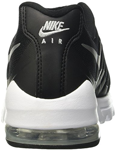 Silver metallic Sport Air black Femme Multicolore Chaussures Wmns white Invigor De Nike Max YPqRw