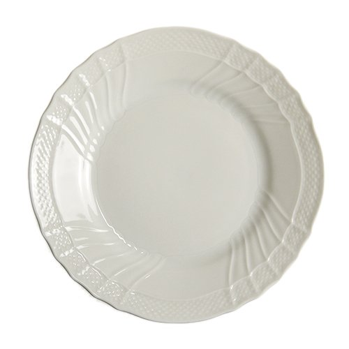 (Richard Ginori Vecchio White plate 17cm [ different reasons goods] [ parallel import goods ] 02-0035)