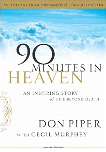 the book 90 minutes in heaven