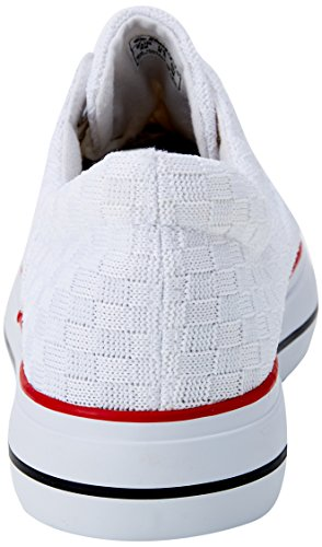 white Beppi Shoe Chaussures Blanc Fitness Canvas White Femme De qwZ0U