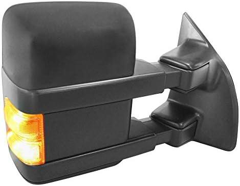 New Mirror Passenger Right Side Ram Truck Heated In-housing Turn Signal Light RH
