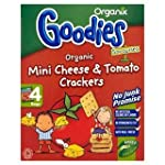 Organix Goodies Organic Mini Cheese &...