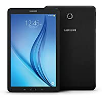 Samsung Galaxy Tab E 9.6 T560 16GB Wi-Fi Tablet - Black (Certified Refurbished)