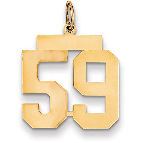number charms 59 - 8