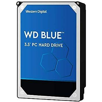 Amazon com: WD Blue 6TB PC Hard Drive - 5400 RPM Class, SATA 6 Gb/s