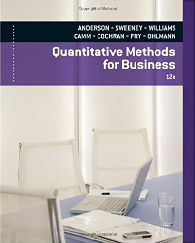 Quantitative methods for business with printed access card david quantitative methods for business with printed access card 12th edition fandeluxe Images