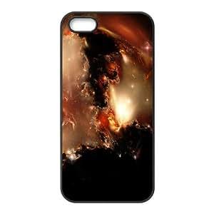 iPhone 4 4s Cell Phone Case Black Kari Nebula Ybvuv