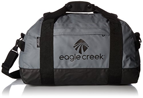 Eagle Creek No Matter What Duffel-Small, Stone Grey (No Eagle Creek What Duffle Matter)