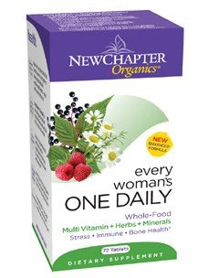 New Chapter Every Woman's One Daily 72 tabs ( Multi-Pack) by New Chapter