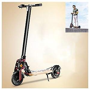 41n4iHyCmXL. SS300 ACDRX E-Scooter,Scooter Elettrico,Monopattino Adulti,8 Pollici Ruote,3 modalità di velocità,Portata Massima 30-40…