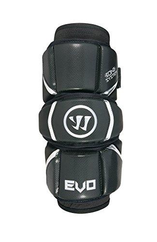 Warrior Evo Arm Pad, Black, Small – DiZiSports Store