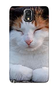 Storydnrmue UfFVWa-4943-CSmkG Case For Galaxy Note 3 With Nice Animal Cat Appearance