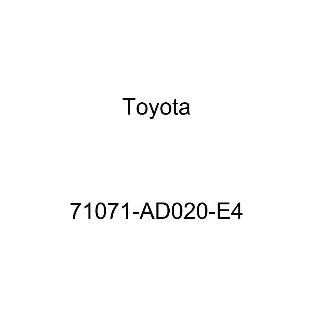 TOYOTA Genuine 71071-AD020-E4 Seat Cushion Cover