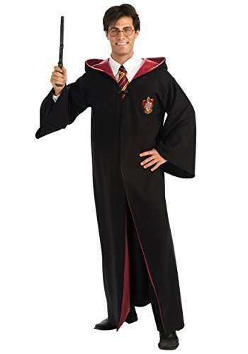 Deluxe Harry Potter Robe Costume - Standard - Chest Size -