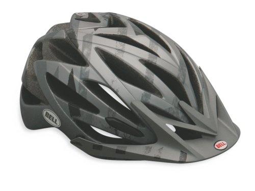 Bell Variant Line Change Bike Helmet (Matte Titanium/Black, Large)