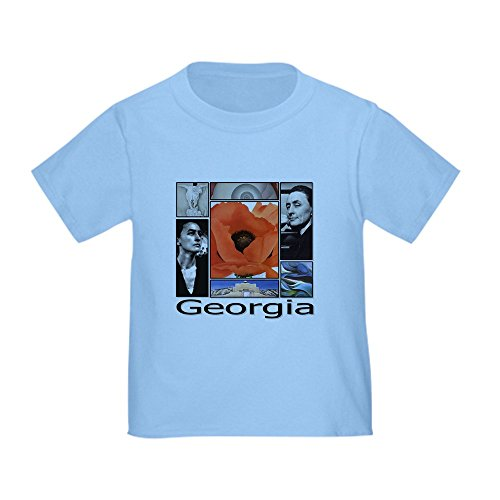 CafePress - GeorgiaO HR T-Shirt - Cute Toddler T-Shirt, 100% Cotton