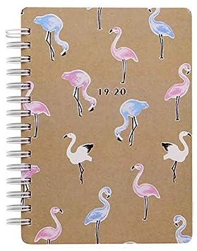 Letts Flamingo 2019-2020 - Agenda académica (vista semanal ...