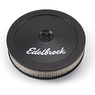 Edelbrock 1203 Multi One Size AIR CLEANER: Automotive