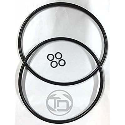 Tork Distributors Compatible with Pool Frog XL Pro Series Lid O-Ring Kit 01-22-9926 : Other Products : Garden & Outdoor