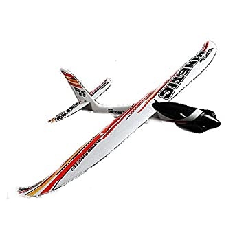 amazon super kinetic aerobatic sport glider epo 815mm ラジコン