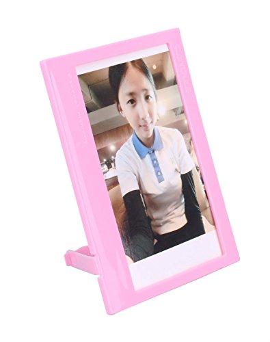 CAIUL 5 inches Colorful Photo Frame for Fujifilm Instax 210/ W300 Films, 1 pcs, Blue Nodartisan