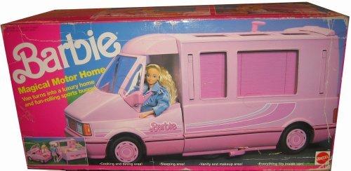 Barbie Motorhome Quot Magical Quot Traveling Motor Home Van W