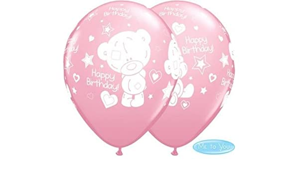 """11/"""" Me To You Tatty Teddy Latex Balloons Birthday Party Decorations Assorted"""