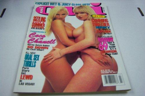 Oui - Busty Adult Magazine -