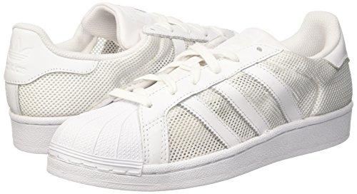 Unisex footwear White footwear Superstar White Blanco Adidas Zapatillas pnxqvCwEZ