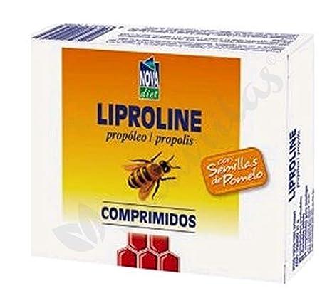 Novadiet Liproline Comprimidos Masticables - 1 Paquete De 30 Tabletas: Amazon.es: Salud y cuidado personal