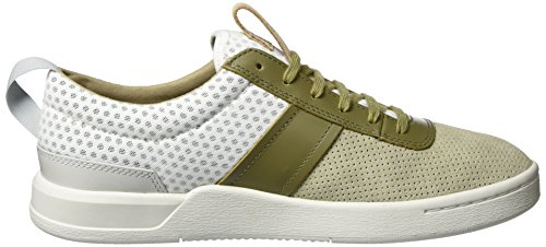 Sneaker Light Elmwood Grau ohw White Basse Brookes Taupe Uomo CWxg5q