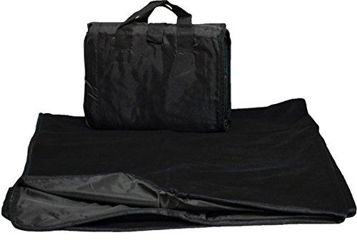 Stadium Seat Picnic Blanket - CozyCoverz Outdoor Rainproof & Windproof Stadium Blanket/Picnic Blanket 50