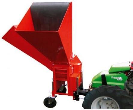 Triturador caravaggi Bio 150m–Toma de Fuerza para motocultor–diámetro 9cm