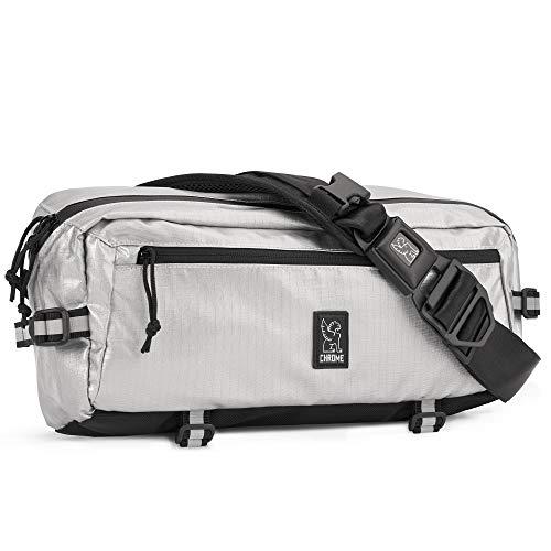 Chrome Industries Kadet Nylon Messenger Crossbody Sling Bag 9 Liter Chromed