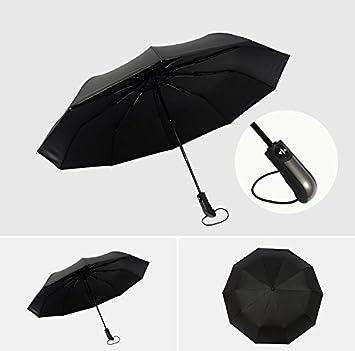 enterest automática plegable paraguas automático abrir y cerrar tu Paraguas con un clic De Un Botón
