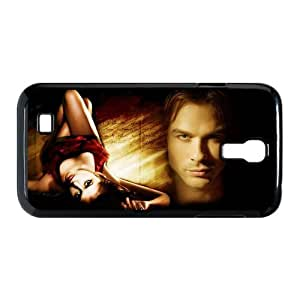 Personalized Custom Tv Series The Vampire Diaries Ideas Printed for Samsung Galaxy S4 I9500 Phone Case Cover--WSM-052701-018