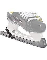 BLUE SPORTS - IJshockeyschaatsbeschermers I beschermers voor schaatsen I schaatsbeschermers voor kinderen en volwassenen I geschikt voor alle maten I in te korten I robuust