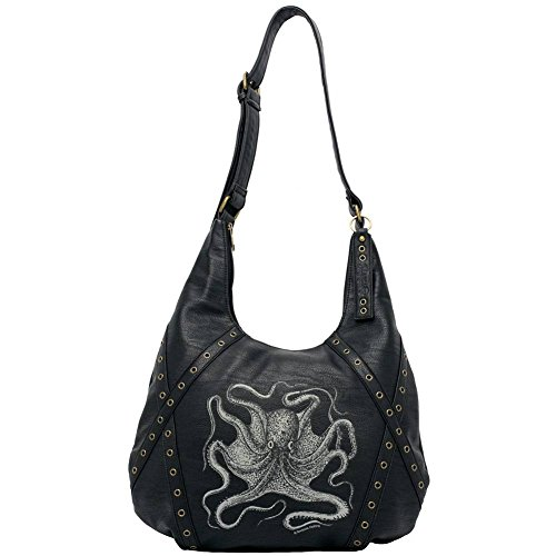 Purse Octopus Hobo Sourpuss Octopus Sourpuss Purse Hobo Octopus Hobo Sourpuss Tqn4Zwfd
