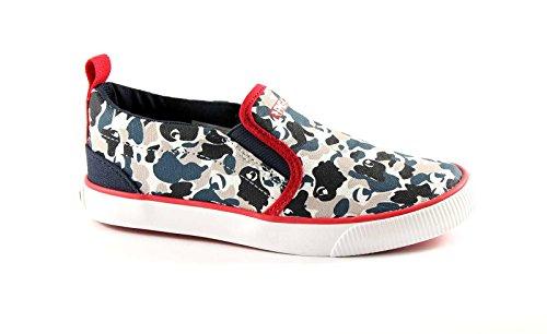 Feuillet 33651 Primigi Multicolore Chaussures en Un Bébé Élastique Tissu Chaussures sur Multicolores Unisexe 41R6w1Xxn