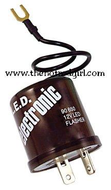 12v LED Electronic Flasher