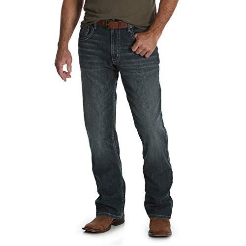 Wrangler Men's 20X Vintage Boot Cut Jean, Glasgow, 32W x ()