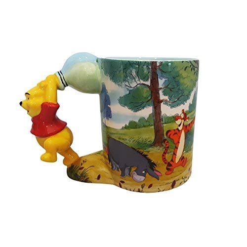 Winnie the Pooh & Tigger The Hundred Acre Woods Coffee Mug by Disney Parks