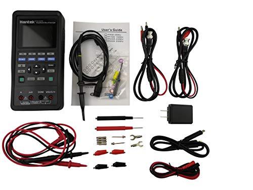 Hantek2D42 Handheld Oscilloscope 40MHz Waveform Generator Multimeter 3 in 1 Multifunction Tester 2CH+AFG+DMM