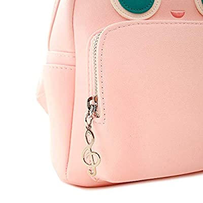 Loungefly Pokemon Jigglypuff Faux Leather Mini Backpack Standard   Casual Daypacks