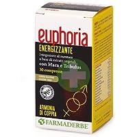 Integratore Energizzante Euphoria (30 compresse) (30)