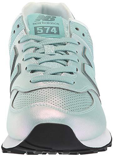 Wl574v2 New Vert Femme Baskets Balance CWwU05