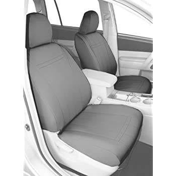 CalTrend Front Row Captain Chair Custom Fit Seat Cover For Select Honda  Odyssey Models   NeoSupreme