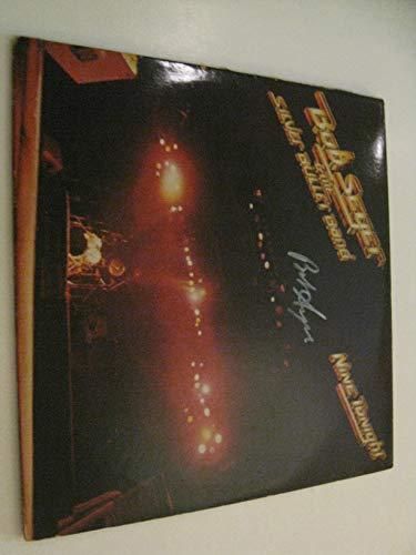 Bob Seger Autographed Signed Nine Tonight Vinyl LP COA